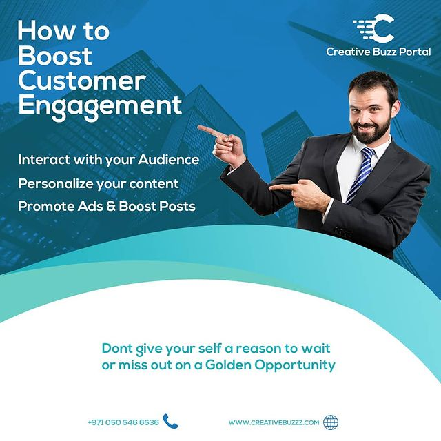 How to boost Customer Engagement